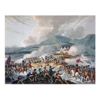 Battle of the Bidassoa Postcard