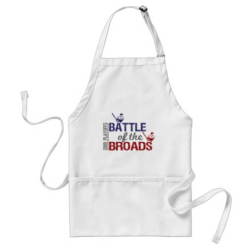 Battle of the Broads Aprons