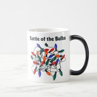 Battle of the Bulbs Magic Mug