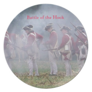 Battle of the Hook - Collector's Plate