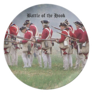 Battle of the Hook - Collector's Plate 2