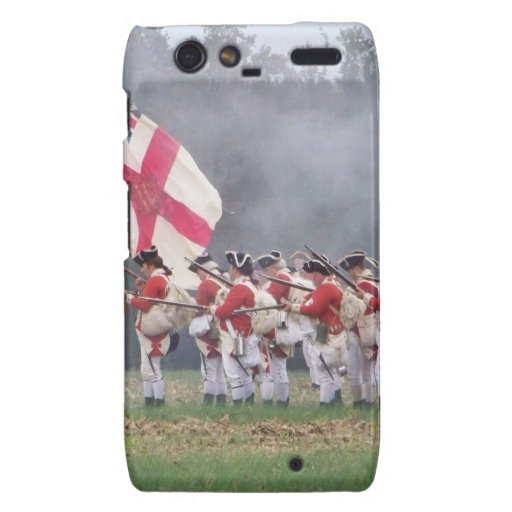 Battle of the Hook - The Collections Motorola Droid RAZR Cover