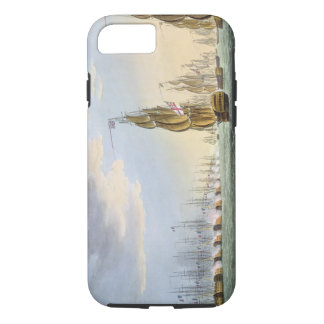 Battle of the Nile, August 1st 1798, engraved by T iPhone 7 Case