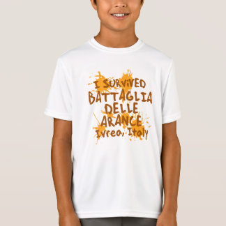 Battle of the Oranges T-Shirt