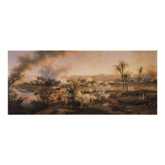 Battle of the Pyramids, 21st July 1798, 1806 Poster