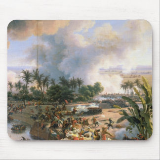 Battle of the Pyramids Mouse Pad