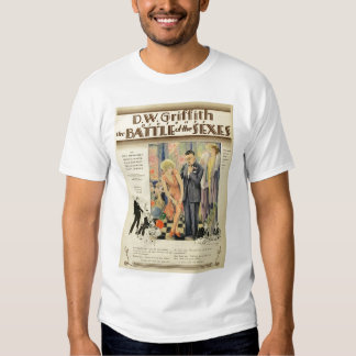 Battle of the Sexes 1928 movie poster T-shirt