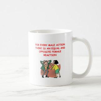 battle of the sexes mugs