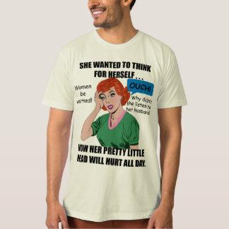 Battle of the Sexes t-shirt