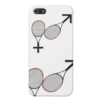 Battle of the Sexes Tennis Cover For iPhone SE/5/5s