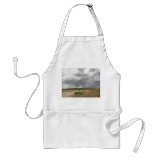 Battle of The Sky Gods Adult Apron