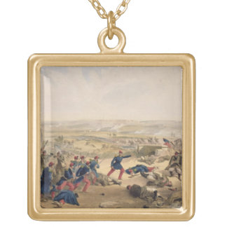 Battle of the Tchernaya, August 16th 1855, plate f Necklaces