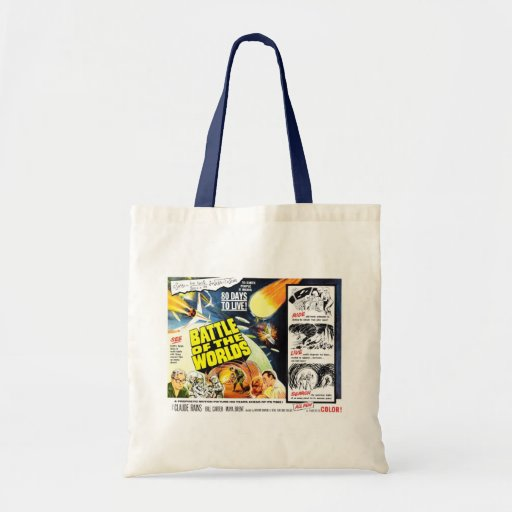 """Battle of the Worlds"" Bag"