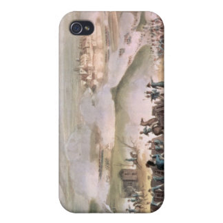 Battle of Toulouse, engraved Thomas Sutherland Case For iPhone 4