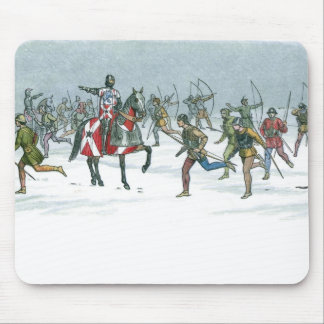 Battle of Towton 1461 Mouse Pad