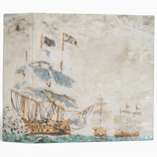 Battle of Trafalgar 1805 1998 Binder