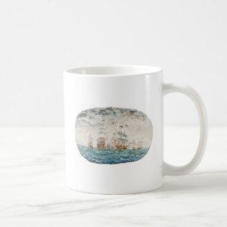 Battle of Trafalgar 1805 1998 Coffee Mug
