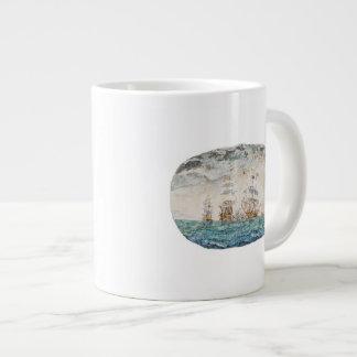 Battle of Trafalgar 1805 1998 Giant Coffee Mug