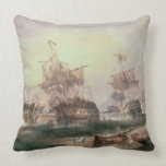 Battle of Trafalgar, 21st October 1805 Pillow