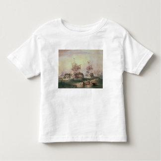 Battle of Trafalgar, 21st October 1805 T-shirt