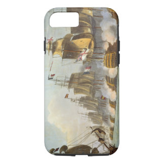 Battle of Trafalgar, October 21st 1805, from 'The iPhone 8/7 Case