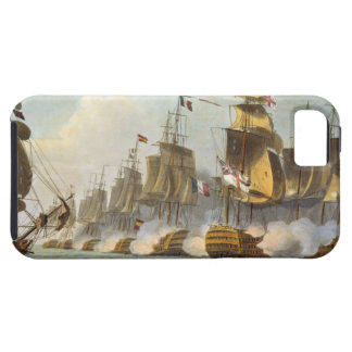 Battle of Trafalgar, October 21st 1805, from 'The iPhone SE/5/5s Case