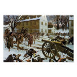 Battle of Trenton Canvas Poster