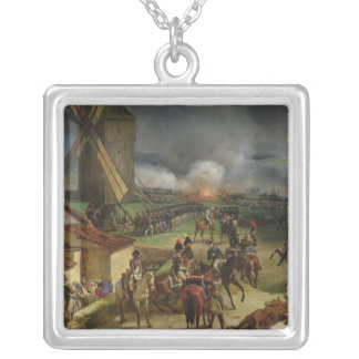 Battle of Valmy, 20th September 1792, 1835 Silver Plated Necklace