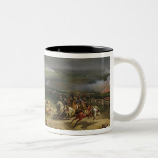 Battle of Valmy, 20th September 1792, 1835 Two-Tone Coffee Mug