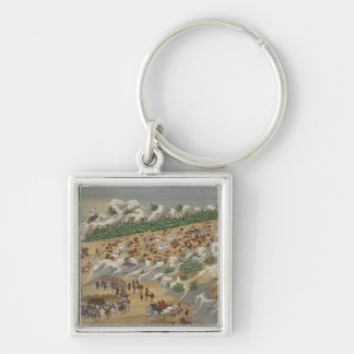 Battle of Vasilika in 1821, from the Pictorial His Keychain