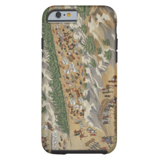 Battle of Vasilika in 1821, from the Pictorial His Tough iPhone 6 Case