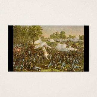 Battle of Wilson's Creek. Aug. 10, 1861 Business Card