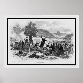 Battle of Wilson's Creek Poster