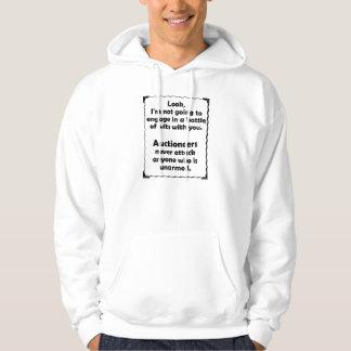 Battle of Wits Auctioneer Sweatshirt