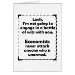 Battle of Wits Economist Cards