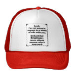 Battle of Wits Industrial Engineer Hats
