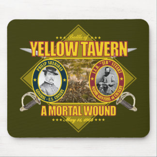 Battle of Yellow Tavern Mouse Pad