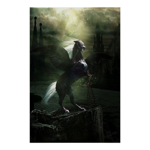 Battle Pegasus Poster