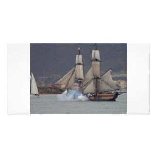 battle-reenactment-at-the-san-deigo-maritime-museu card