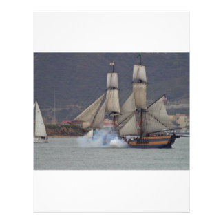 battle-reenactment-at-the-san-deigo-maritime-museu flyer