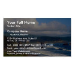 Battle Rock City Beach, Port Orford, Oregon, USA Business Cards