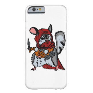 Battle Rodent Barely There iPhone 6 Case