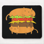 Battle Royale Cheese Funny  - Battle Royale Love Mouse Pad