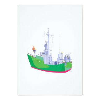 Battle Ship Card