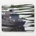 BATTLE SHIP - MODEL BOAT MOUSE PAD