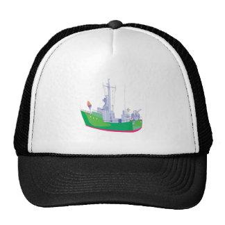 Battle Ship Trucker Hat