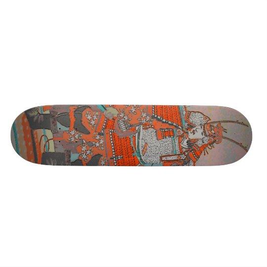 Battle Skateboard Deck