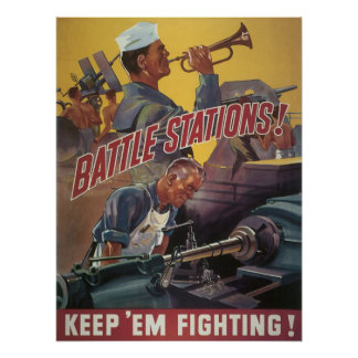 Battle Stations Poster