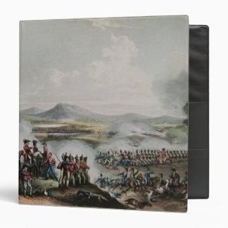 Battle Talavera, engraved by Thomas Sutherland Binders