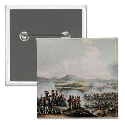 Battle Talavera, engraved by Thomas Sutherland Button